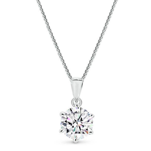 Lab Grown Diamond Pendant