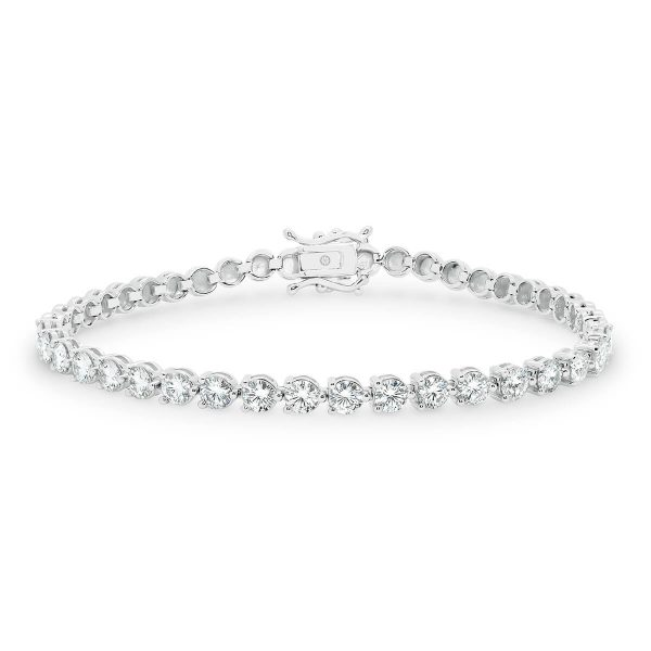 Lab Grown Diamond Bracelets