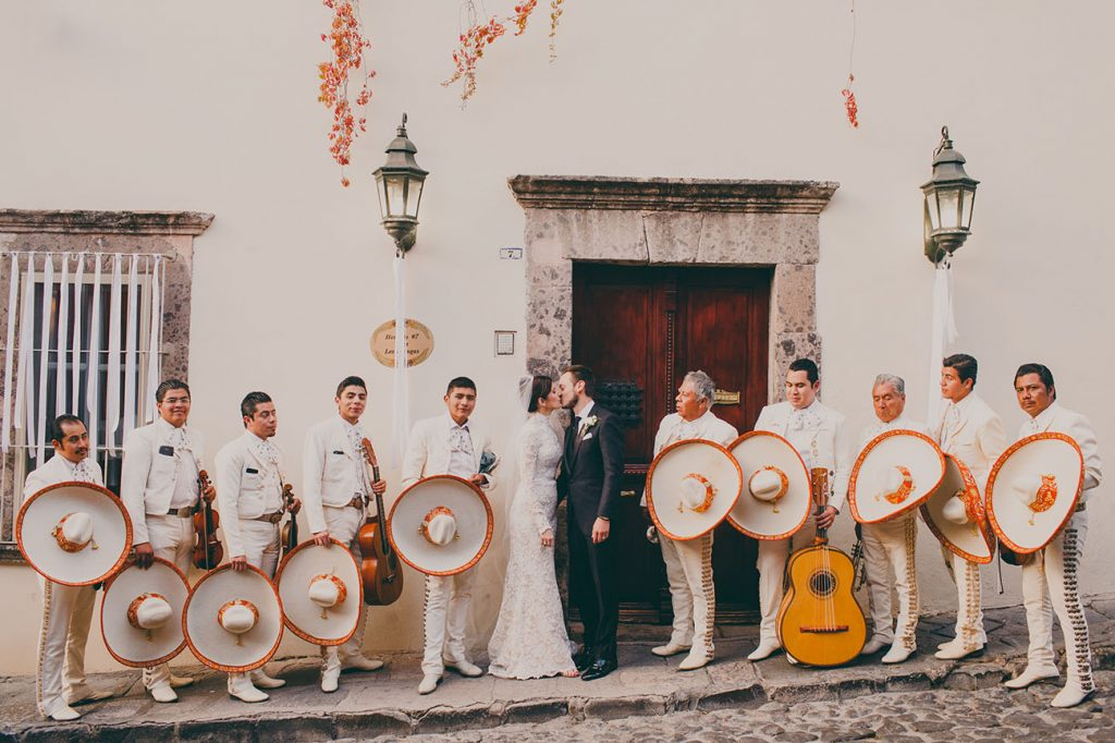 San Miguel Wedding