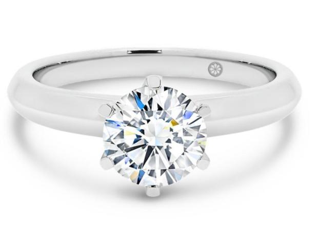 Altona Lab-grown diamond engagement ring