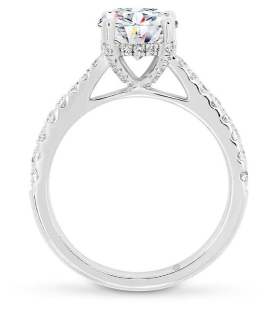 Balmain Lab Grown diamond engagement ring